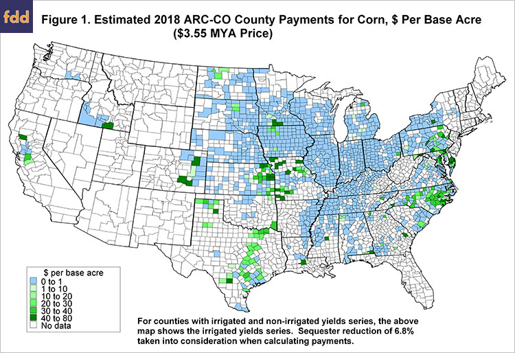 Estimated 2018 ARC-CO Payments • farmdoc daily